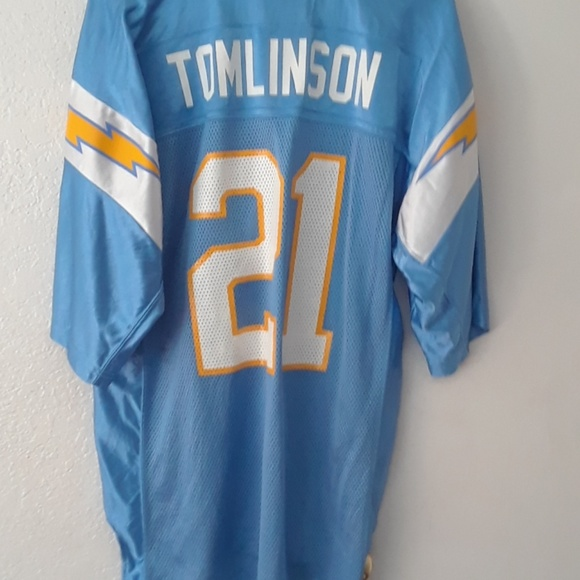 9d6324e5 LaDelian Tomlinson San Diego Chargers Jersey